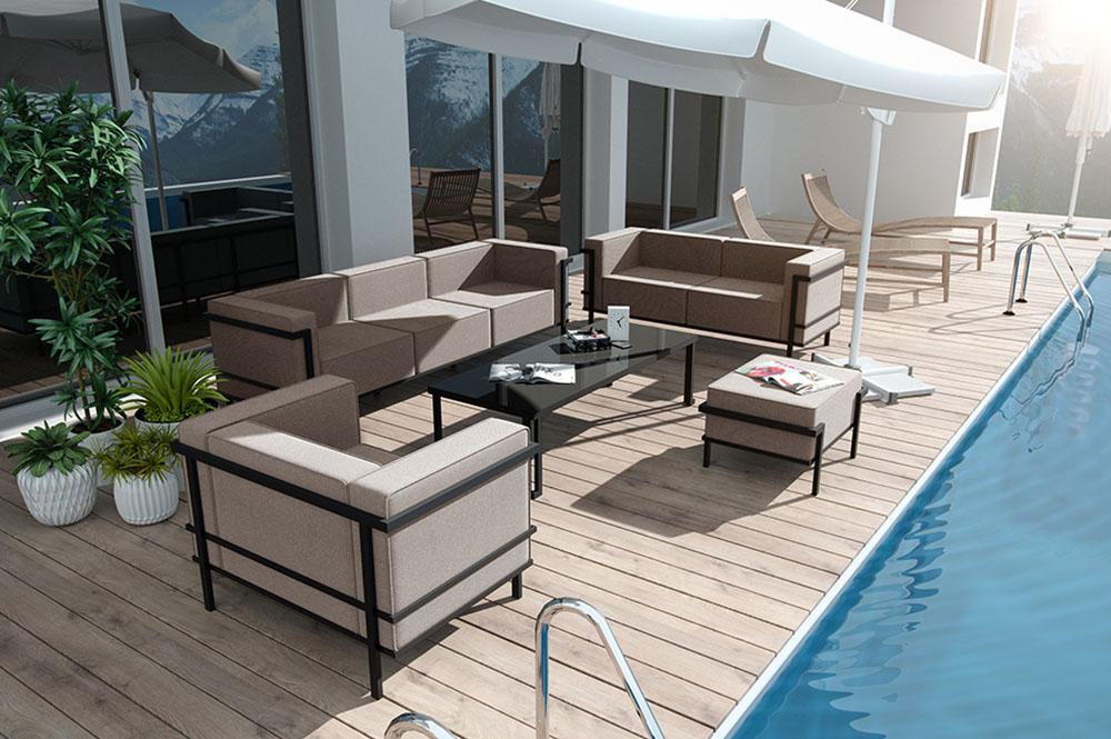 Sofy, fotele i pufy, które warto posiadać w swojej restauracji