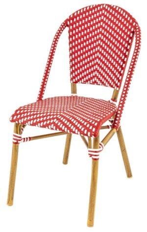 Krzesła z technorattanu