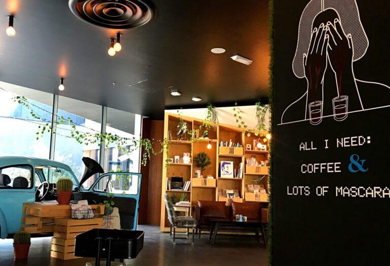 Zakup odpowiednich mebli do kawiarni